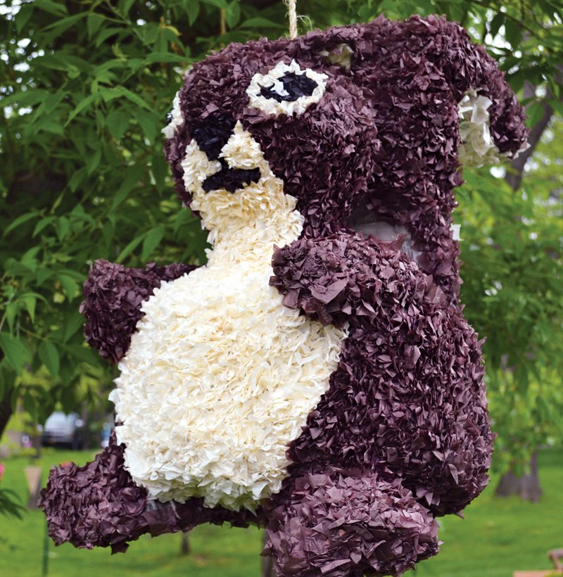 squirrel pinata
