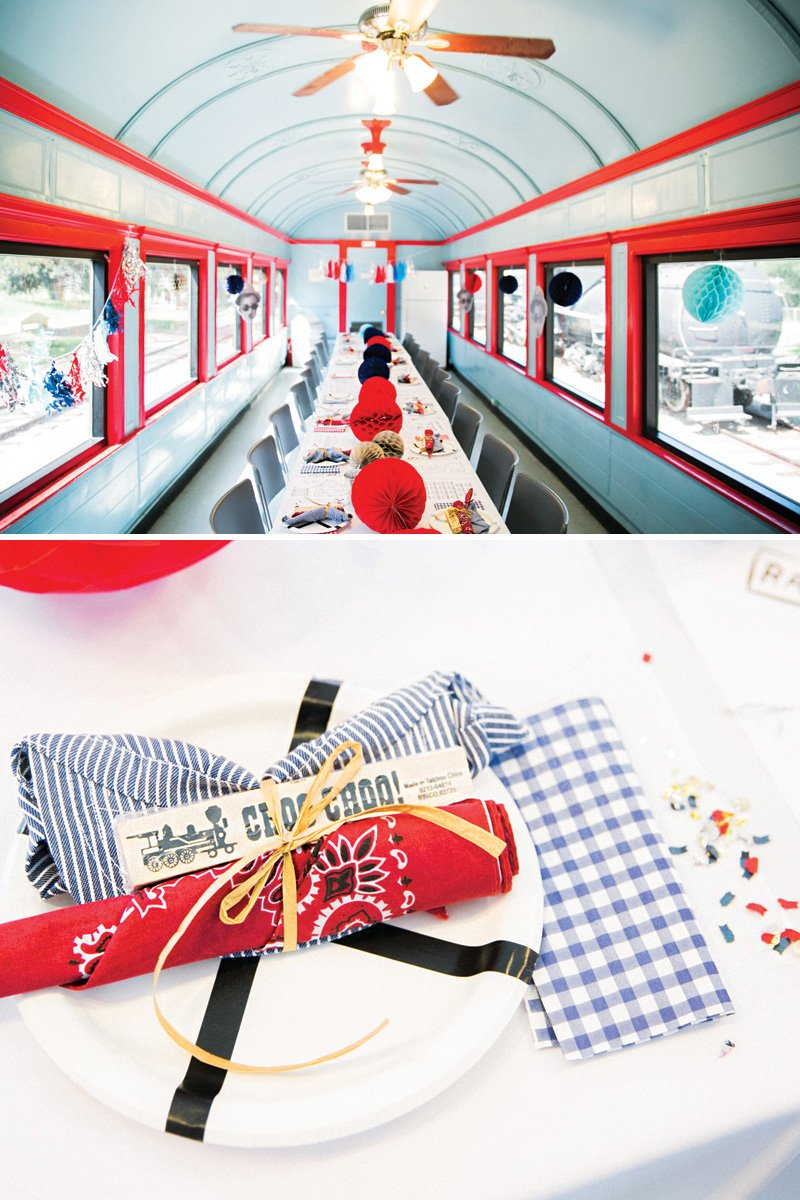 train-car-birthday-tablescape
