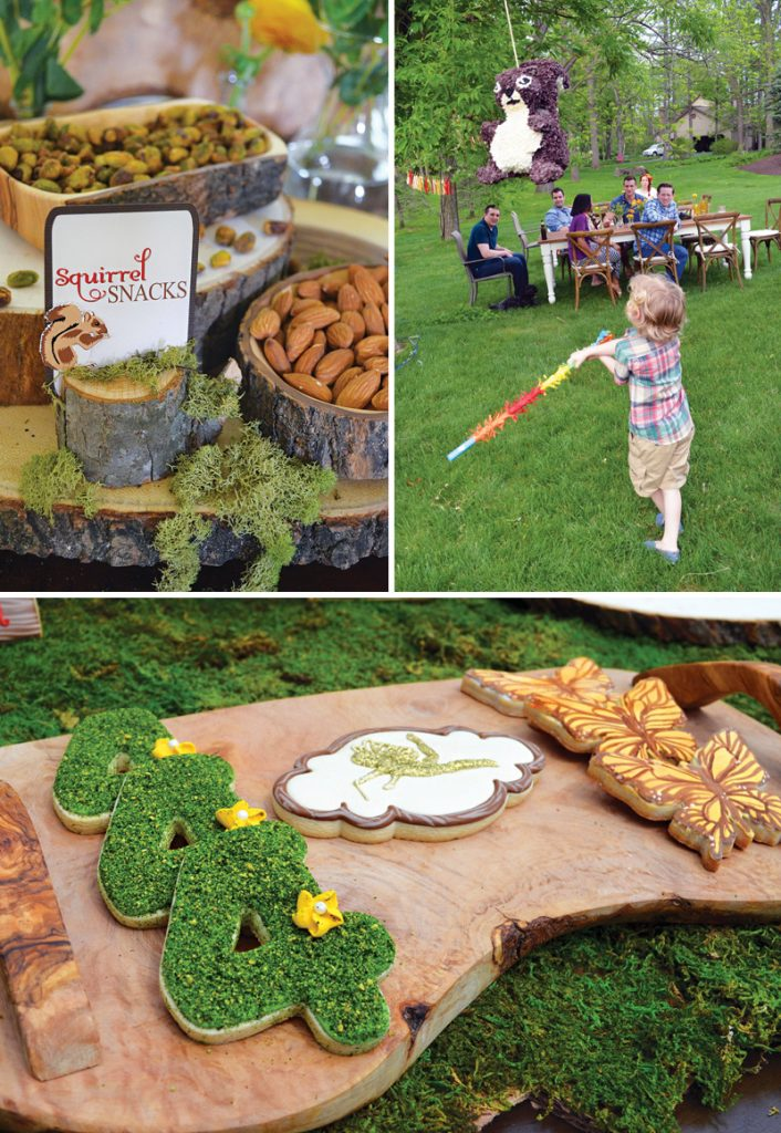 woodland-animal-party-snacks