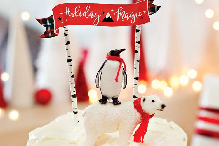 holiday-magic-cake-topper