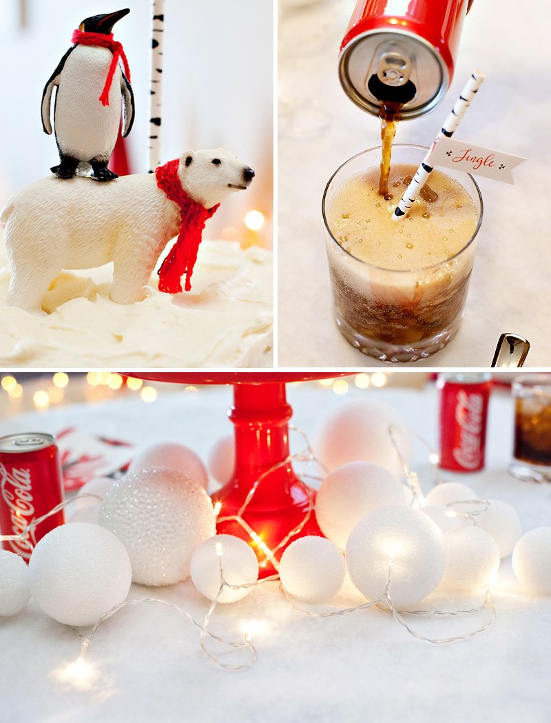 Penguins and Polar Bears Party Ideas
