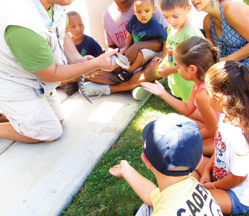 live reptiles for a birthday party