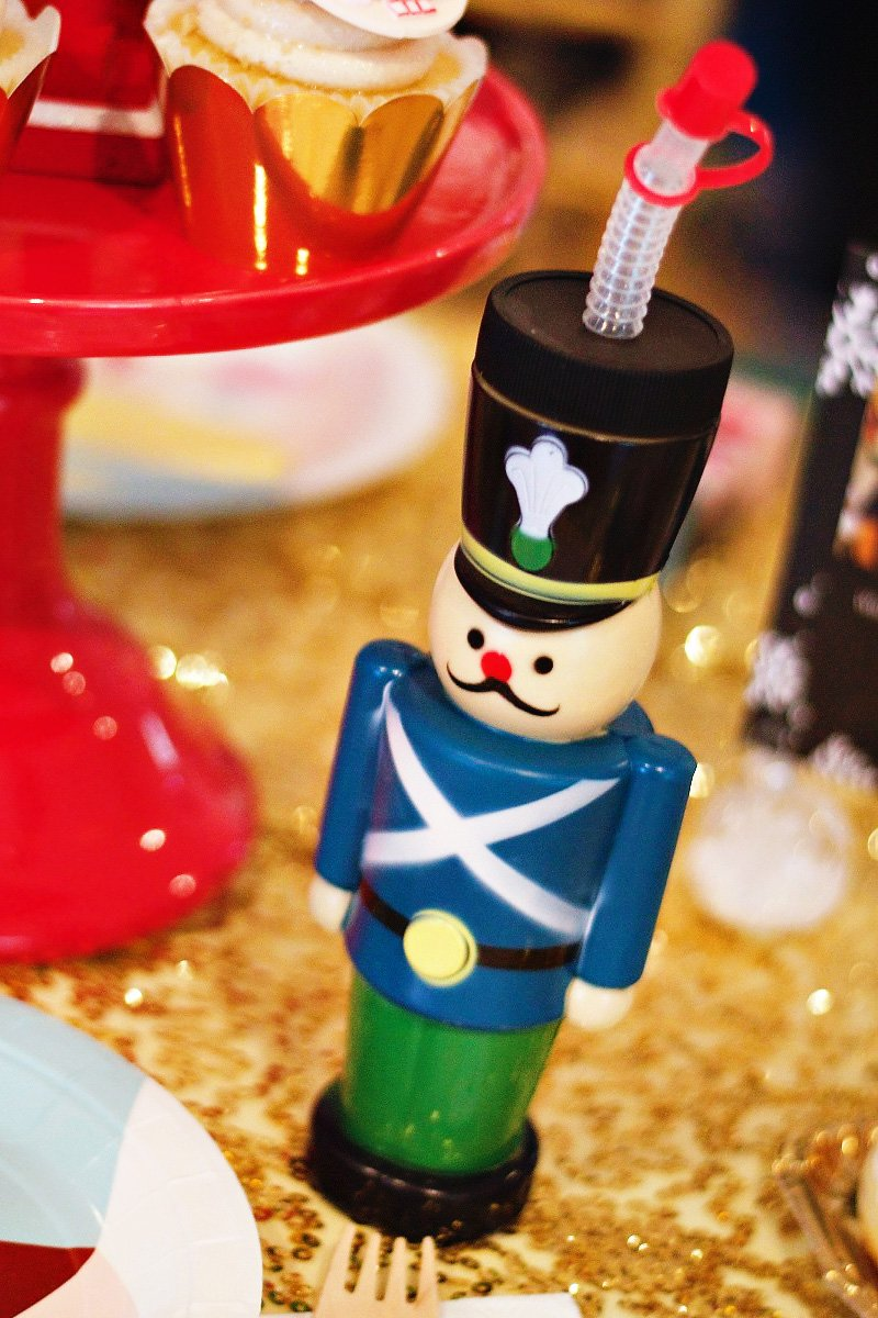 nutcracker ballet party