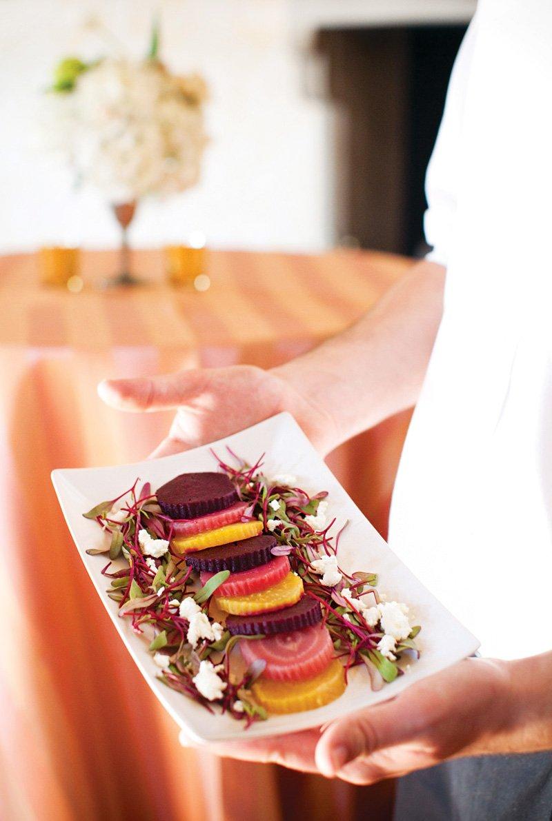 rainbow beet salad