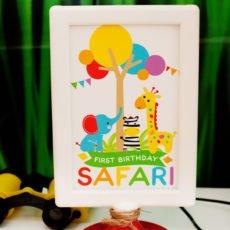 hwtm rainbow safari party
