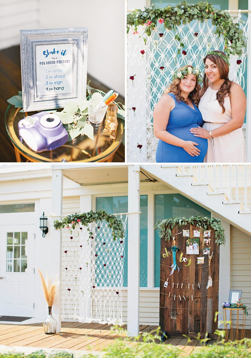 DIY-flower-photo-booth