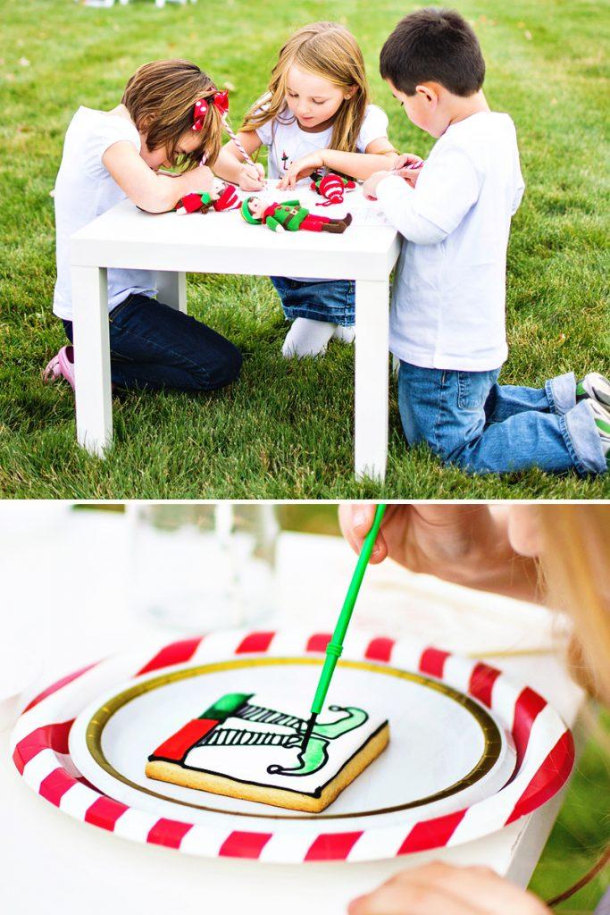 elf party ideas