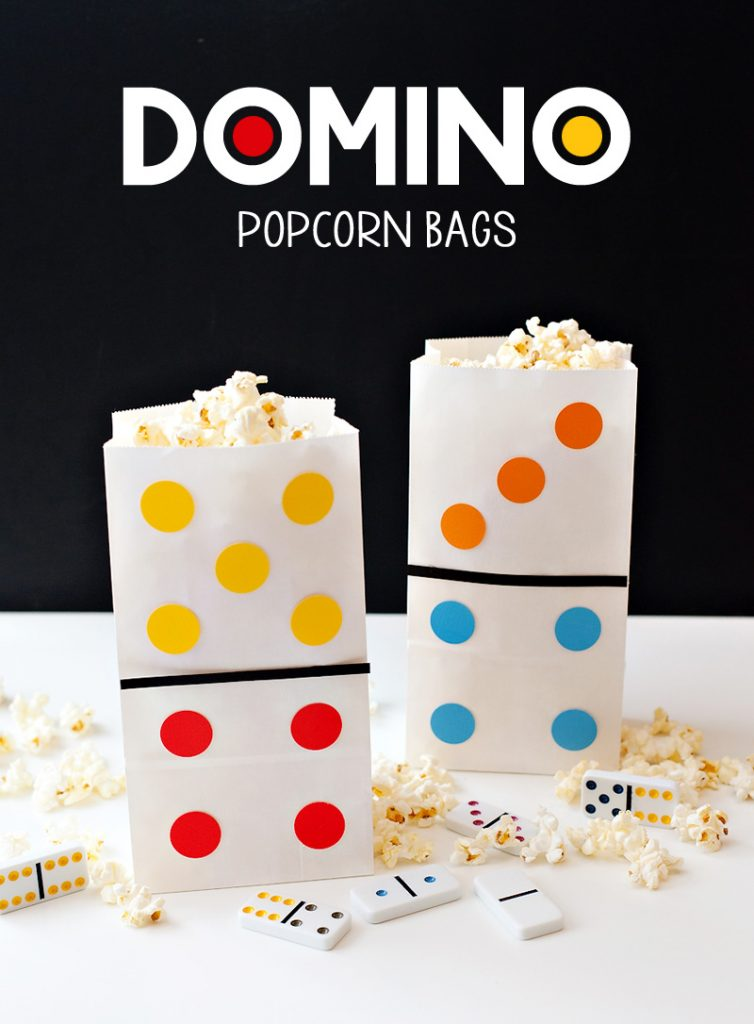 DIY Domino Bags for Game Night