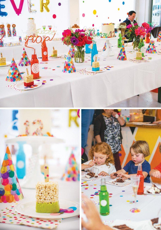 rainbow-polka-dot-tablescape