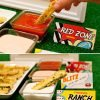 Game Day Dipping Sauce Ideas - Red Zone and Regulation Ranch