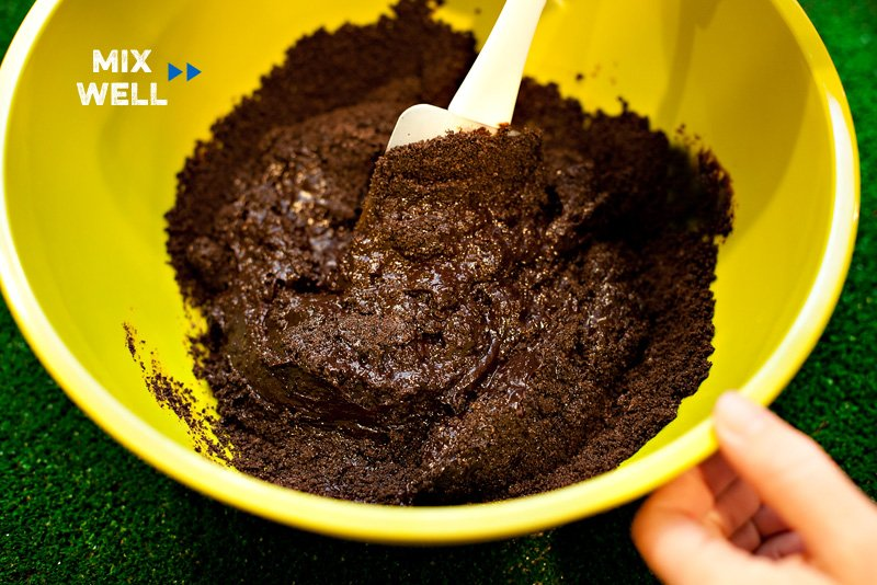 OREO Cookie Pudding