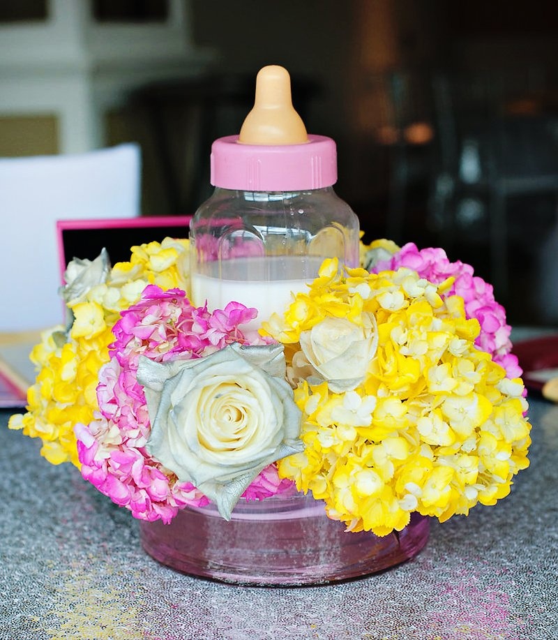 tiaras and tutus baby shower