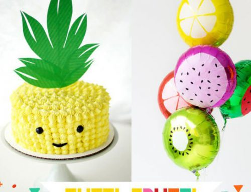Tutti Frutti Baby Shower Ideas & Inspiration