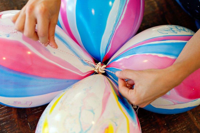 Balloon Flower - Petals