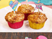 Mom Magic Cinnamon Swirl Muffins for Mother's Day