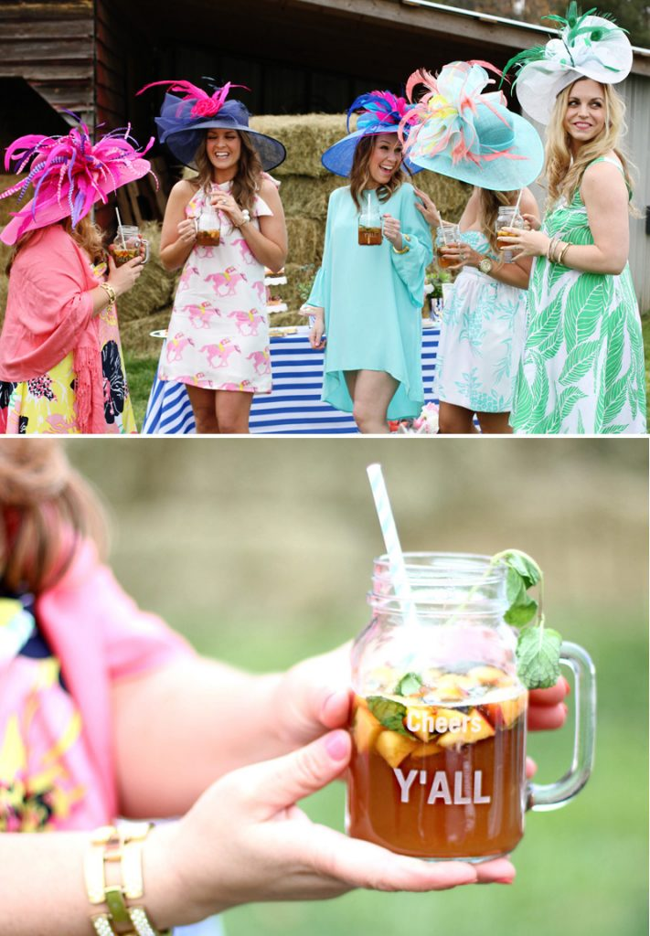 Custom Mason Jar Drinks