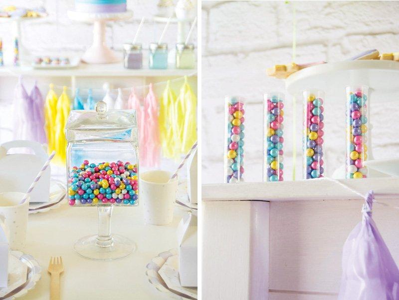 rainbow candy pearls