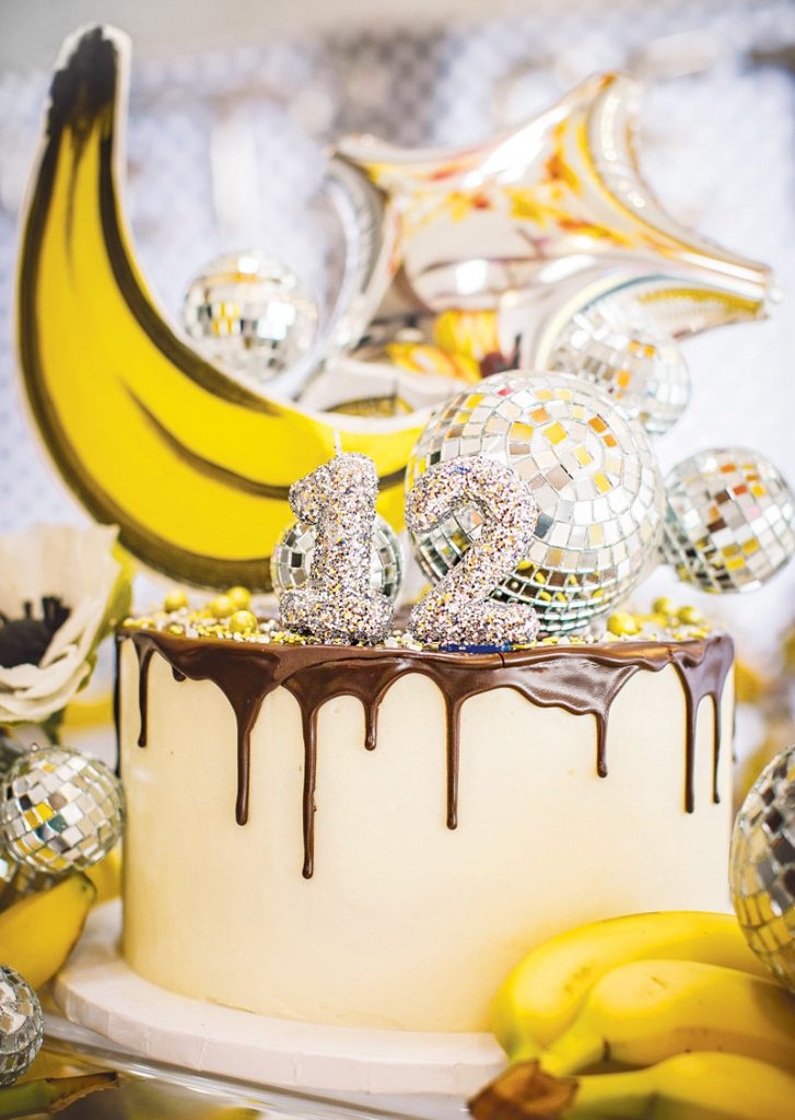 Go Bananas Awesome Disco Monkey Birthday Party Hostess With The