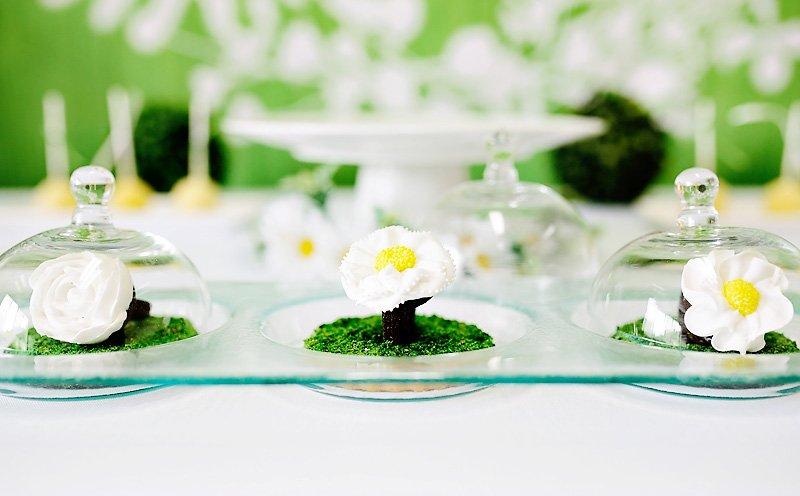Flower Cookie Rings