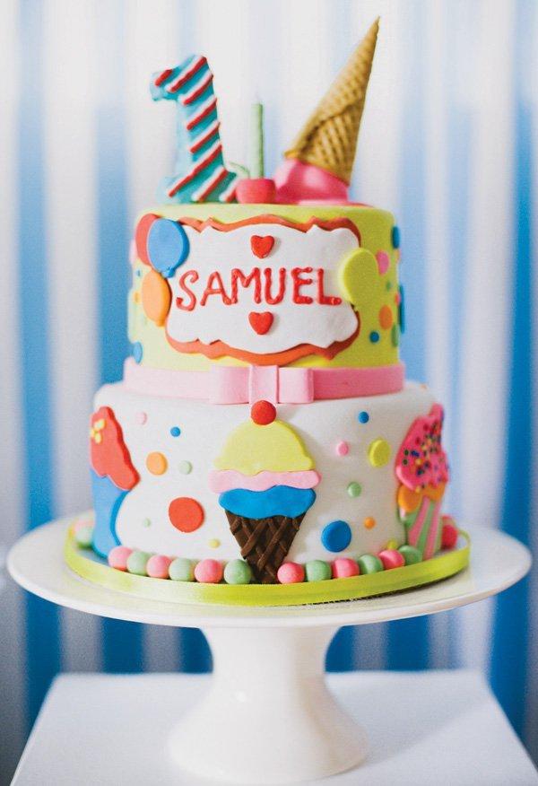 Ice Cream Shoppe Birthday Party Scoopery Hostess With