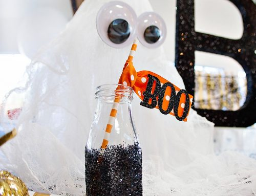 "Fabulous ""Not So Spooky"" Halloween Birthday Bash"