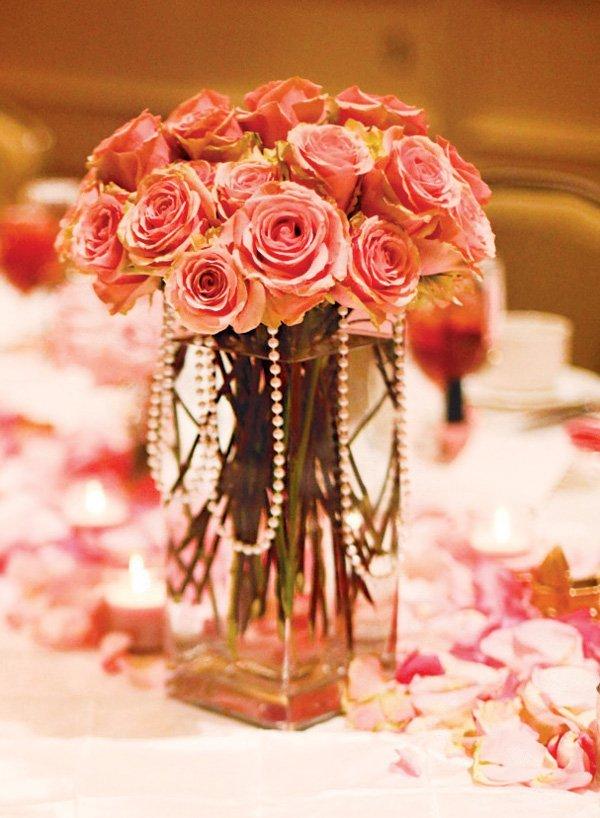Elegant Table Decorations Parties