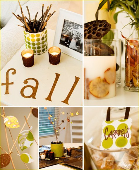 REAL PARTIES: Fabulous Fall Get-Together // Hostess With