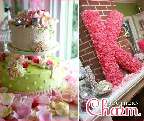 Real Parties Pretty In Pink With Southern Charm Baby Shower