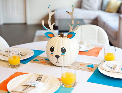 A Southwestern Inspired Kids Thanksgiving Breakfast