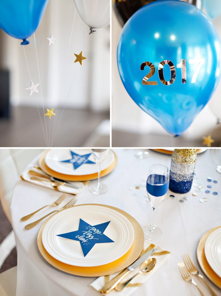 DIY New Year's Party Ideas