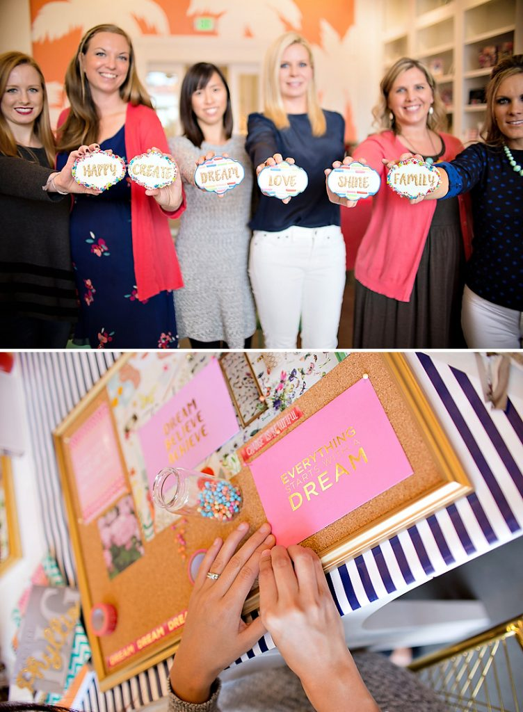 New Years Dream Board Party - Girls Day In