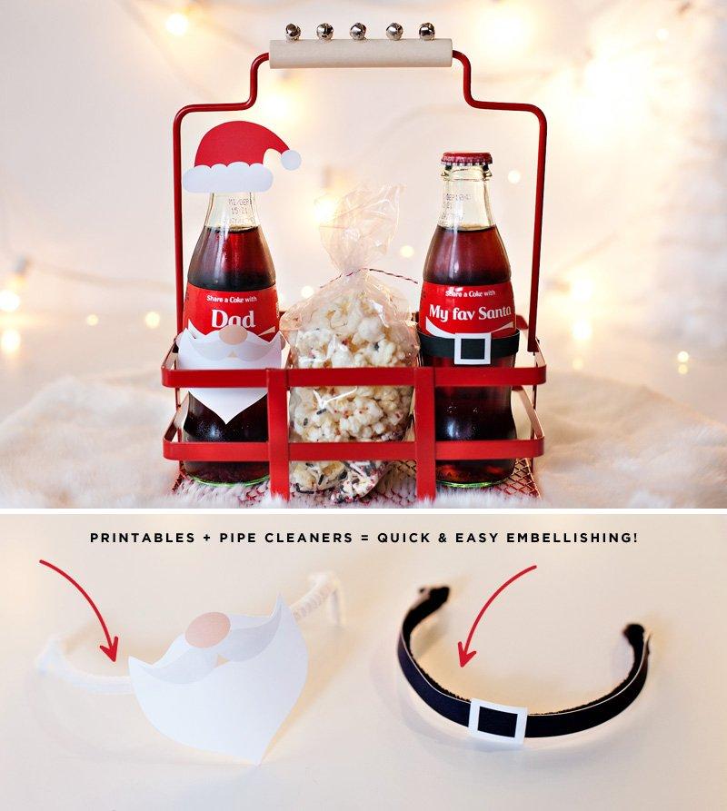 DIY Santa Gift for Dad