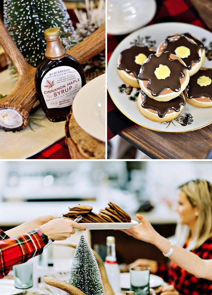 Flannels and Flapjacks Party Ideas