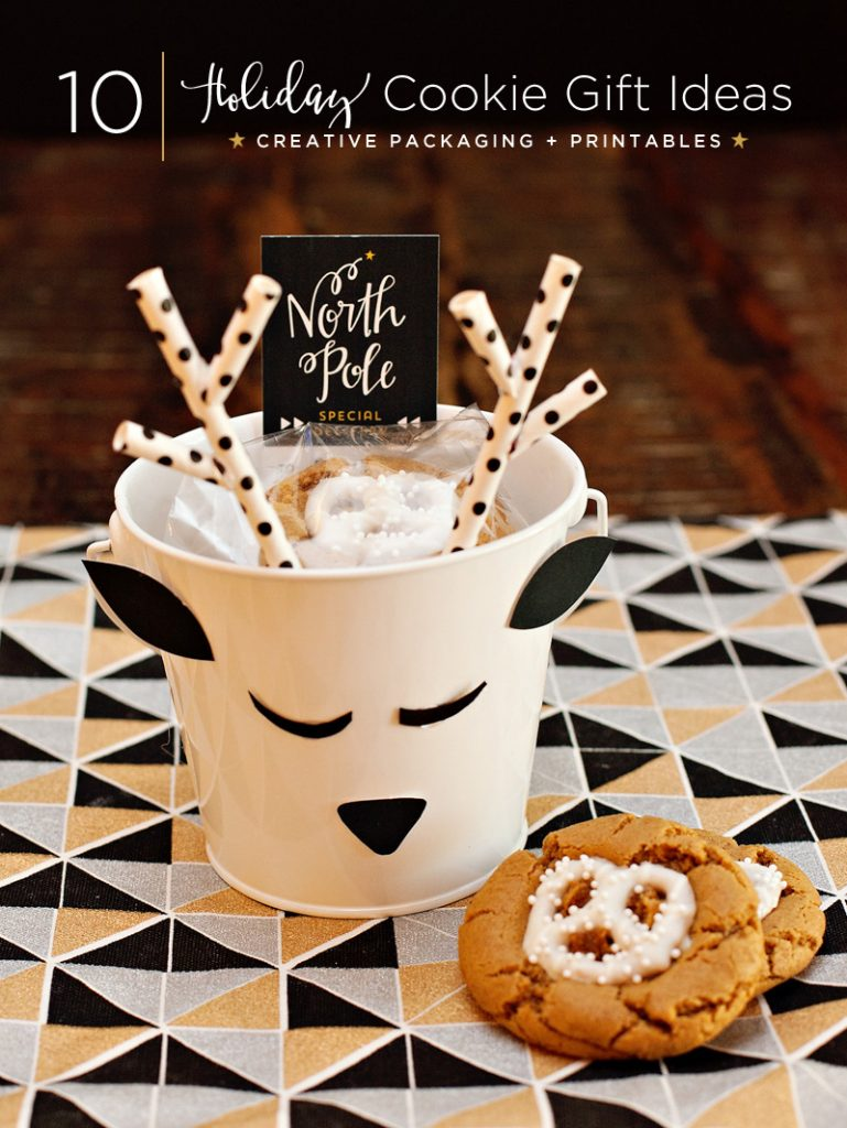 10 Creative Holiday Cookie Gift Ideas