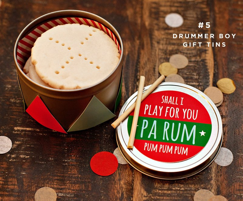 little drummer boy holiday gifts