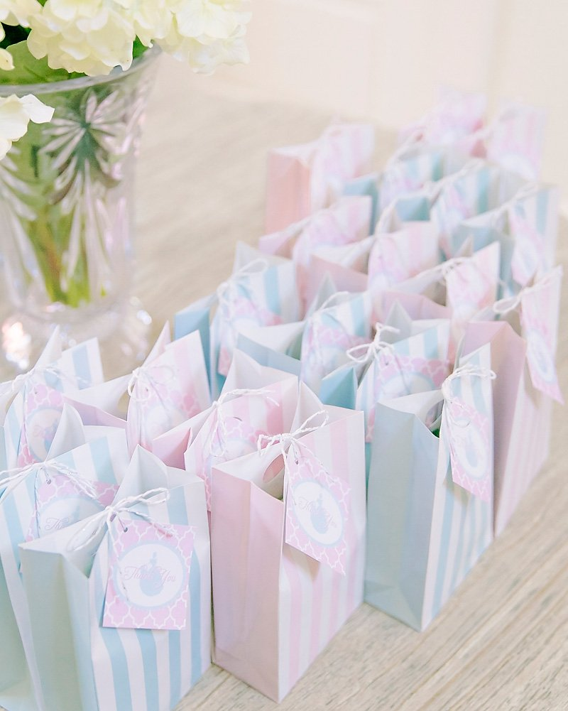 Disney Princess Favor Bags