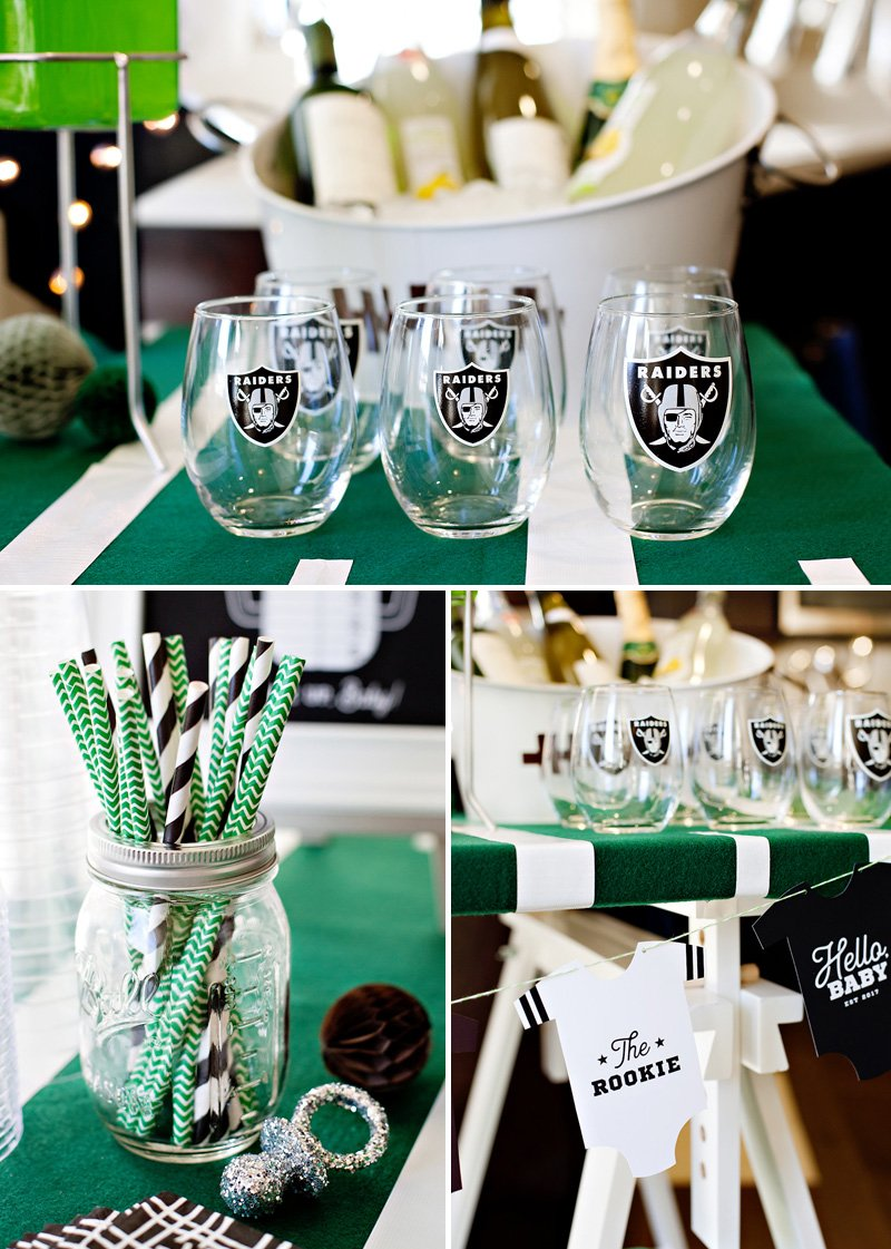 sip and see baby shower wine glasses