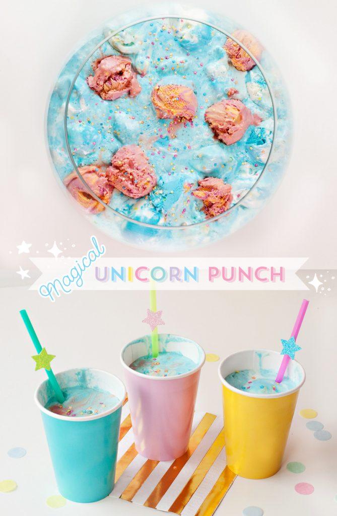Unicorn Party Punch
