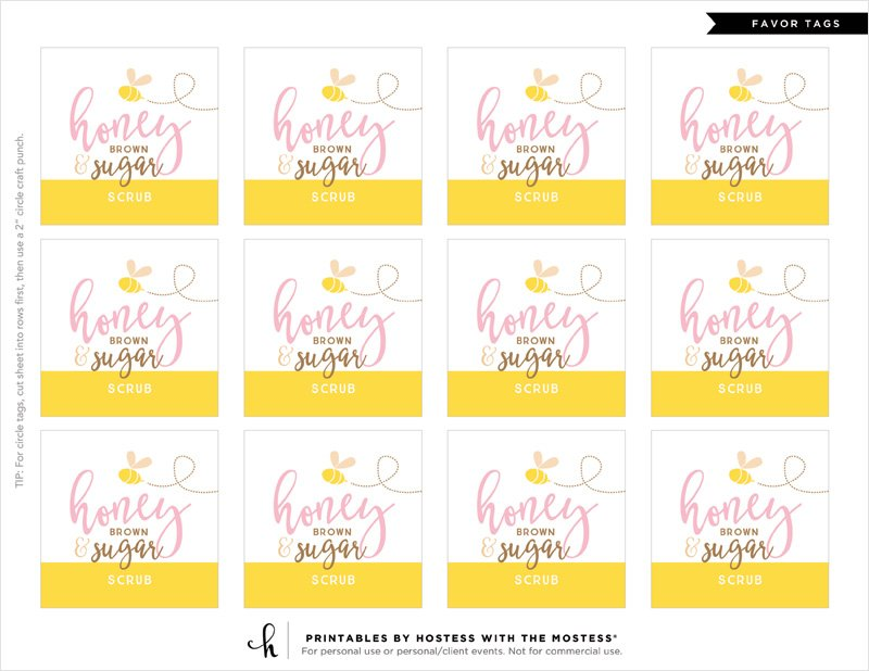 photo regarding Printable Tip Jar Signs identified as Winnie the Pooh Youngster Shower Printables Estimates - Red