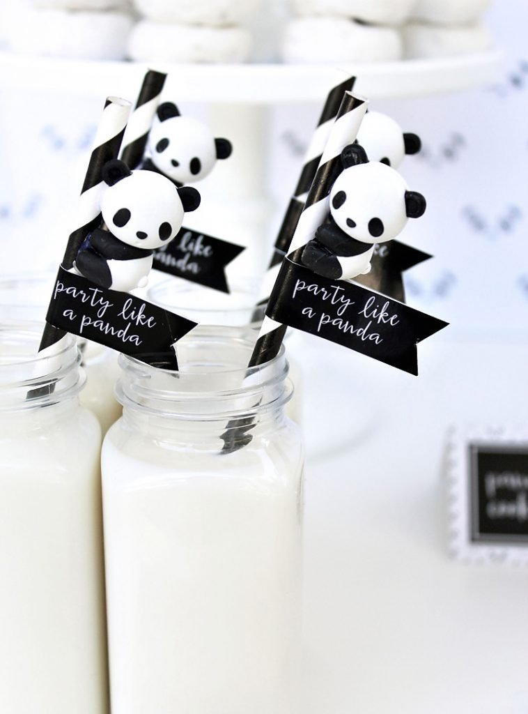 panda party drinks