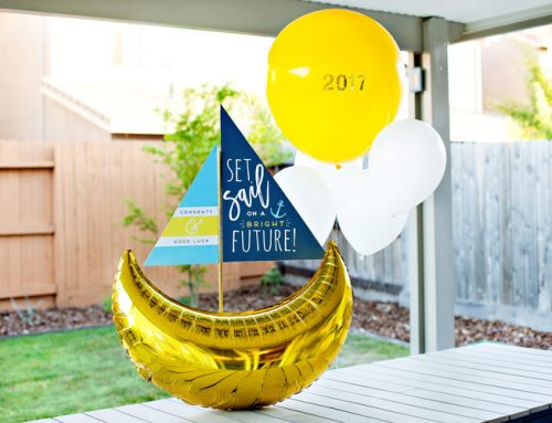 Graduation Party DIY: Set Sail on a Bright Future!