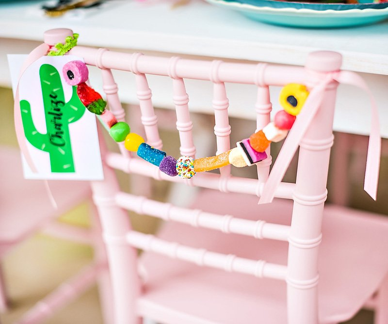 DIY Candy Garlands
