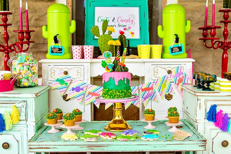 Image result for CACTUS PARTY