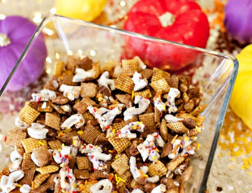 Sweet-and-Salty Pumpkin Spice Chex Party Mix