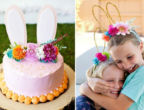 Woodland Bunny Party Ideas (+ Enchantimals)