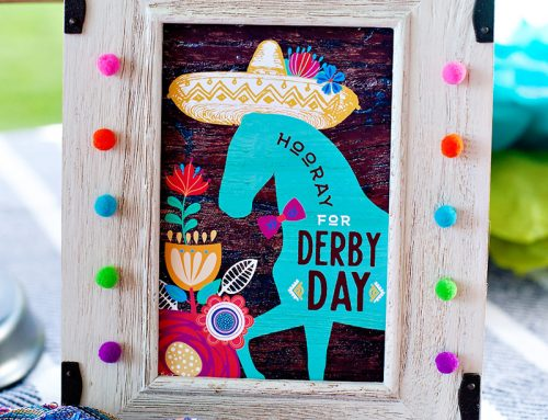 "Creative Party Ideas for a Kentucky Derby ""Fiesta"""