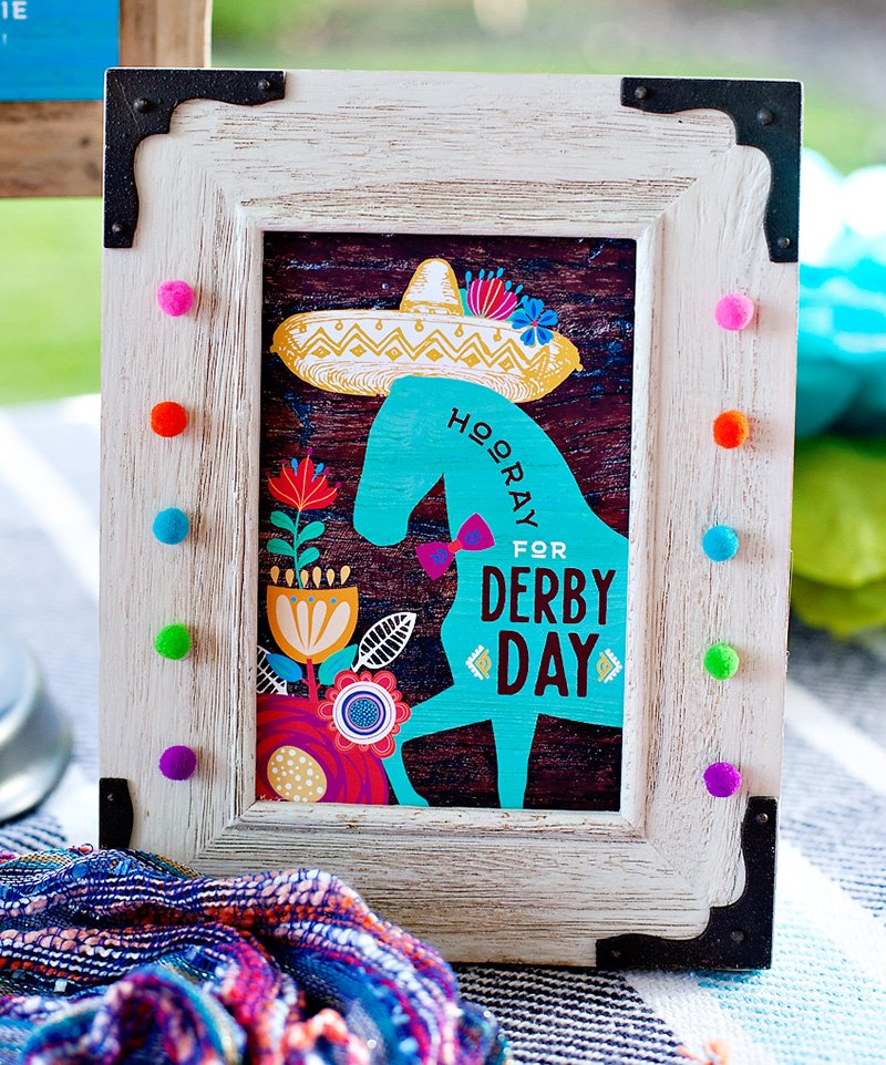Cindo de Derby party printables