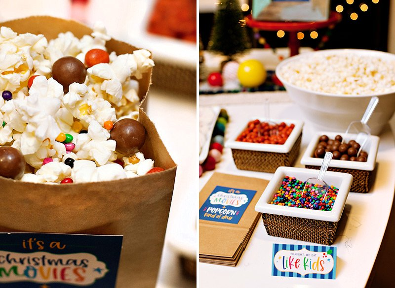 Popcorn Candy Mix-Ins