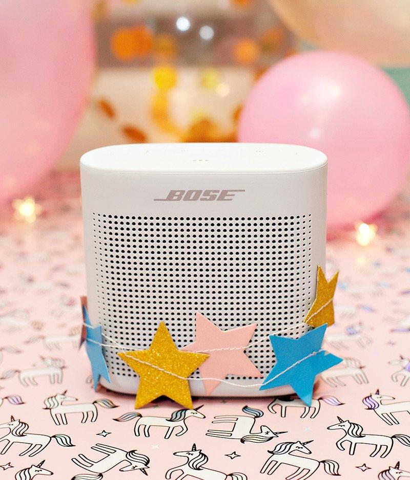 Bose Bluetooth Speaker Gift