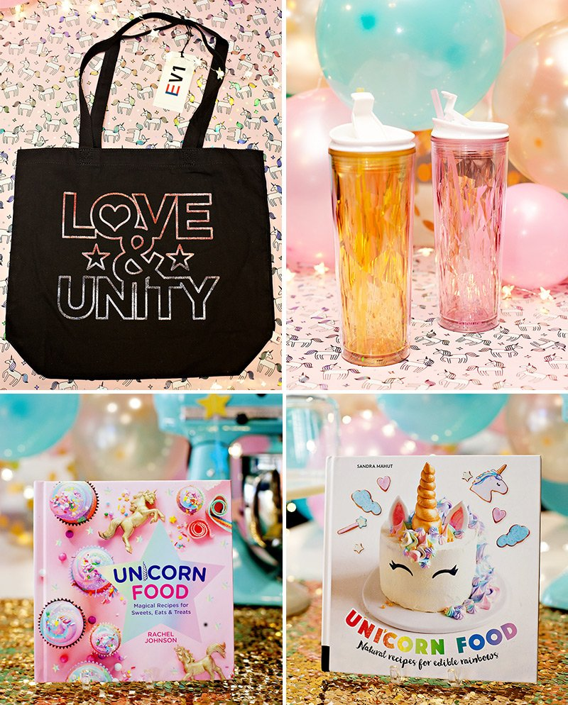 unicorn hostess gifts budget friendly
